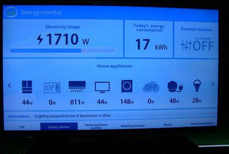 Home Cloud : La maison connectée de Toshiba | Soho et e-House : Vie numérique familiale | Scoop.it