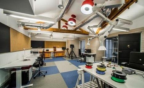 Google ouvre Le Lab dans son Institut Culturel parisien | Quatrième lieu | Scoop.it