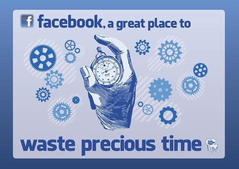 How Much Time Have You Wasted on Facebook? | Better teaching, more learning | Scoop.it