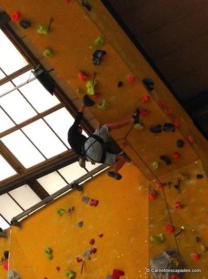Escalade à la Kletterhalle de Bâle | Carnet d'escapades | Scoop.it
