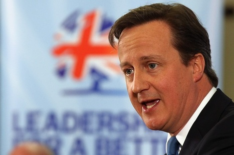 Is Cameron just not that into Scotland? | The Spectator | Referendum 2014 | Scoop.it