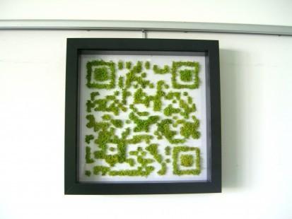 Tableau Végétal QRcode | artcode | Scoop.it
