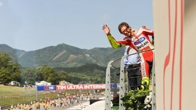 motogp.com · Rossi leads in social networks | Ductalk Ducati News | Scoop.it
