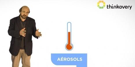 Gaz à effet de serre / aérosols : quel impact ? (+vidéo) | Toxique, soyons vigilant ! | Scoop.it