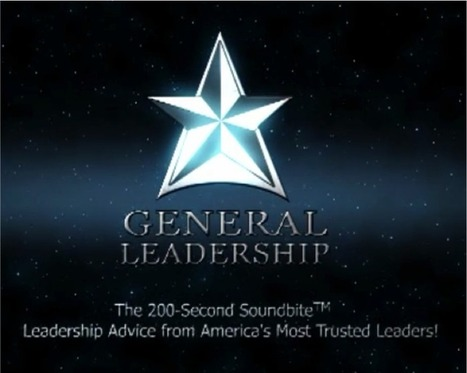 General Leadership Foundation: The 200-Second Soundbite | WinMax Negotiations | Scoop.it