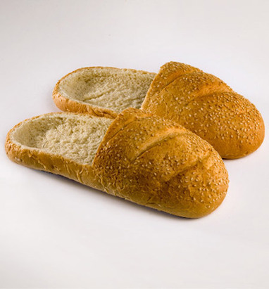 Bread Shoes | Design Stories | Scoop.it