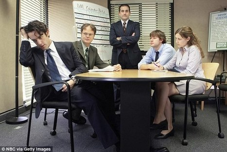 Bad bosses shouldn't make jokes, finds study | Kickin' Kickers | Scoop.it