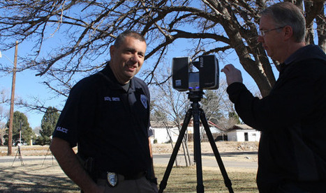 Police Use FARO 3D Scanner in Shooting Investigation | 3d printers and 3d scanners | Scoop.it