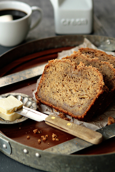 The Best Banana Bread Recipe | My Baking Addiction | Healthy Cooking Magazine | Scoop.it