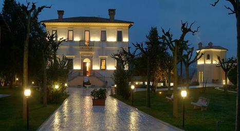 Live the history in Le Marche: Villa Picena Colli del Tronto   Le Marche Properties and Accommodation   Scoop.it