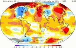 UK scientists find big, fat global warming fingerprint | GarryRogers NatCon News | Scoop.it