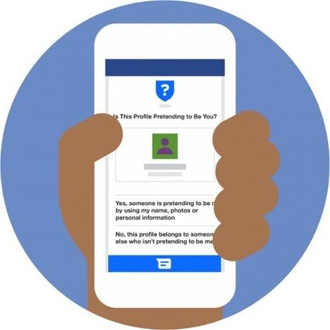 Facebook vous alerte si un autre utilisateur se fait passer pour vous | Aunis Marais Poitevin et la Presse | Scoop.it