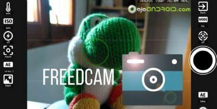FreeDCam es la nueva aplicación de Android para usar tu cámara como un profesional   Ojo Android   Scoop.it