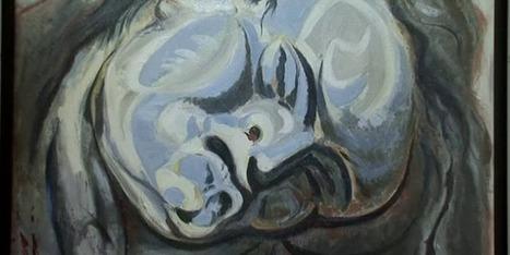 De Marseille à l'Amérique, l'exil du peintre André Masson en 60 œuvres | Passage & Marseille | franco-allemand | Scoop.it