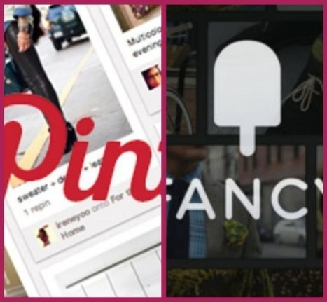 New Pinterest Features vs. Fancy : Which is Better for Brands? | SiliconANGLE | Everything Pinterest | Scoop.it