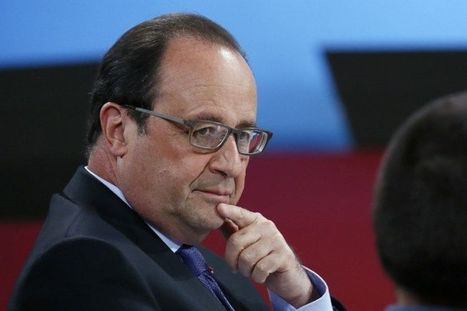 François Hollande: «Je fais l'Histoire» | Histoire de la Fin de la Croissance | Scoop.it