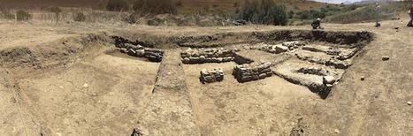 Archeologia: ritrovati due edifici sacri in area Himera | LVDVS CHIRONIS 3.0 | Scoop.it