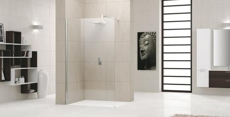 Conseil : des parois de douche zen & confortables | Espace Aubade | Scoop.it