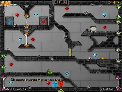 Fireboy and watergirl 6 – Play Fireboy and watergirl 6 Games | Play Free Game Online | Scoop.it