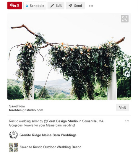 6 Ways to Make a Local Business Shine on Pinterest | Pinterest | Scoop.it