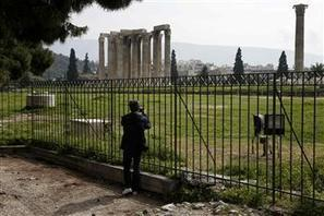 ARCHAEOLOGY - Greek archaeological sites shut due to strike | Archaeology News | Scoop.it