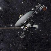 """""""Voyager 1"""" devient le premier objet humain à quitter le système solaire   Nucléaire, biologie moléculaire, espace, IT, environnement, politique et...musique du monde.   Scoop.it"""