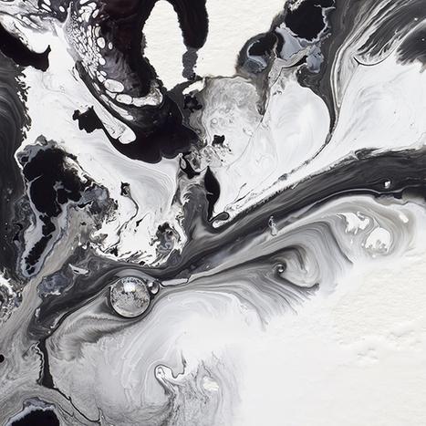 Anti-Utopias | J.D. Doria – Painting as Multitude (the Umwelt series) | The Aesthetic Ground | Scoop.it