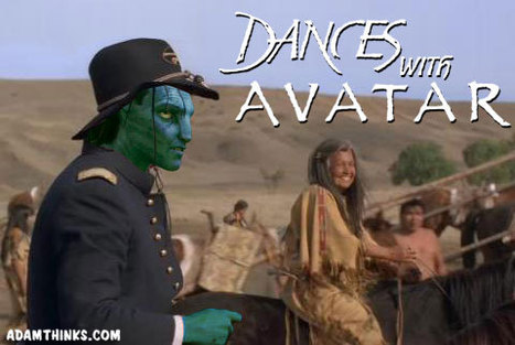 Avatar: Dances with Pocahontas in Space? | Native Americans and Media | Scoop.it