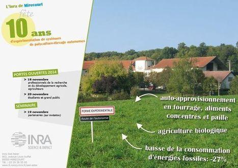Plus d'autonomie en agriculture, c'est possible ! | Agriculture et environnement | Scoop.it