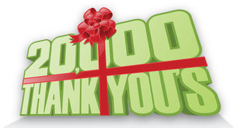 20,000 Thank You's ! | Disability rights | Scoop.it