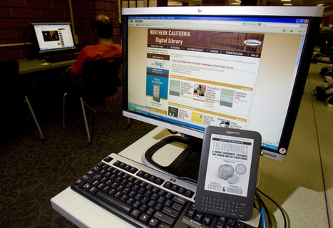 Boom in electronic gadgets prompts libraries to offer more ebooks - San Jose Mercury News | The Information Professional | Scoop.it