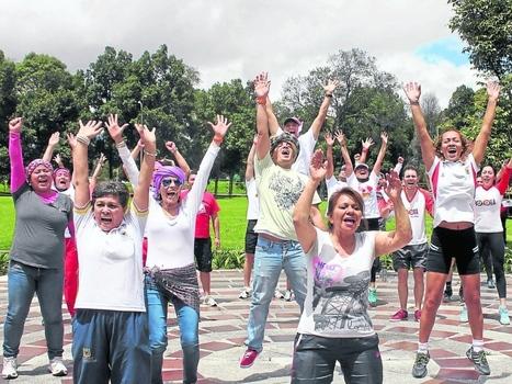 Bogotá contra el sedentarismo | Bogotá Cultural | Scoop.it