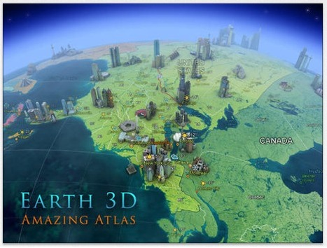 Earth 3D- Amazing Atlas | Primary Education | Scoop.it