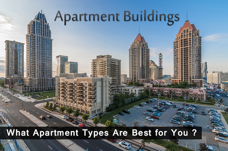 Apartment Buildings: What Apartment Types Are Best for You? | Plazato | airport hotels in toronto | Scoop.it