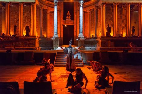 Marco Aurelio, magistral llave filosófica para el cierre del Festival de Mérida | LVDVS CHIRONIS 3.0 | Scoop.it