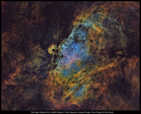Get Lost in This Jaw-Dropping View of the Eagle Nebula | A cielo abierto. | Scoop.it