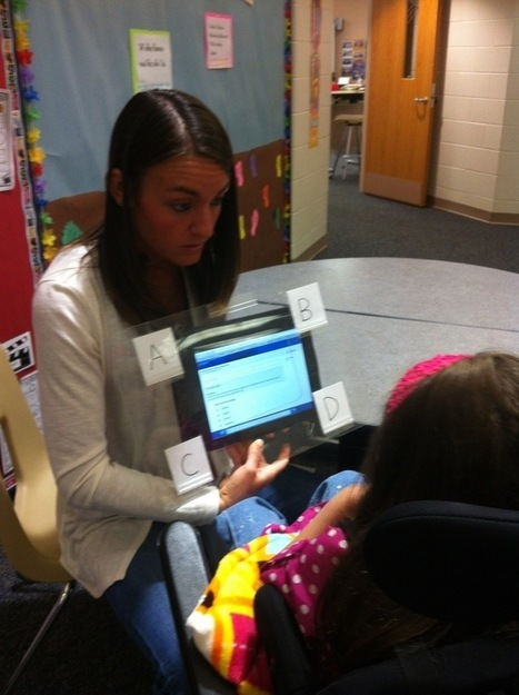 iPads in the classroom | Communication and Autism | Scoop.it