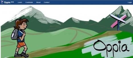 Google lanza Oppia, plataforma para que cualquiera pueda crear y publicar actividades educativas online | Mi clase en red | Scoop.it
