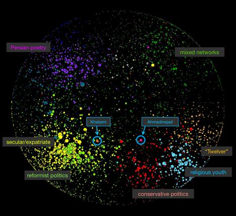 Visualizing communities | e-Xploration | Scoop.it