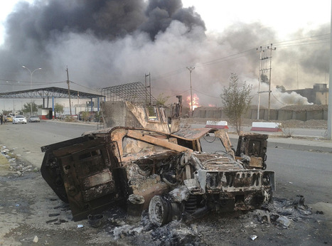 Iraqi Insurgents Capture Northern Cities, Move Toward Baghdad | Best of Photojournalism | Scoop.it
