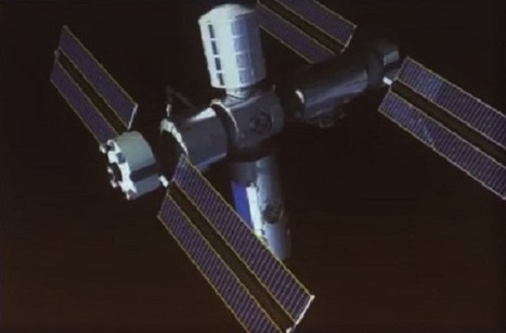 Former NASA space station manager makes plans for commercial outpost | The NewSpace Daily | Scoop.it