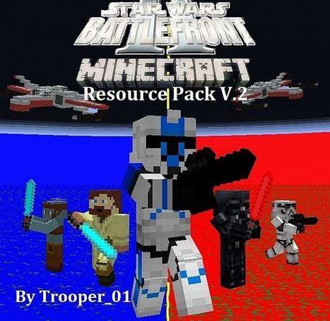 Star Wars Battlefront 2 Texture Pack 1.6.2   vtomi09   Scoop.it