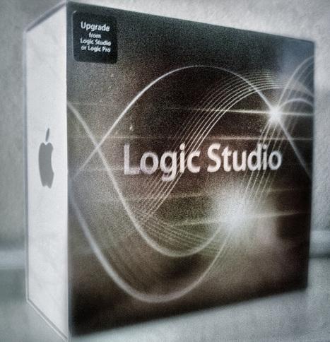Is Apple Dissing Logic Studio? | Taliferro Music | Logic Studio & Logic Tutorials | Scoop.it