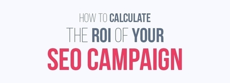 How to Calculate the ROI of Your SEO Campaign | AANVE! |Website Designing Company in Delhi-India,SEO Services Company Delhi | Scoop.it