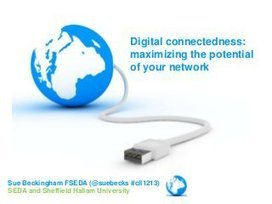Digital Connectedness: Maximising the Potential of your Higher Educ...