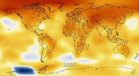 La NASA illustre le réchauffement climatique depuis 1880 | 21st Century Innovative Technologies and Developments as also discoveries | Scoop.it