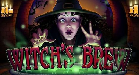 Witches Brew Slot Game at Raging Bull Online Casino | Casino Bonus Tips | Scoop.it