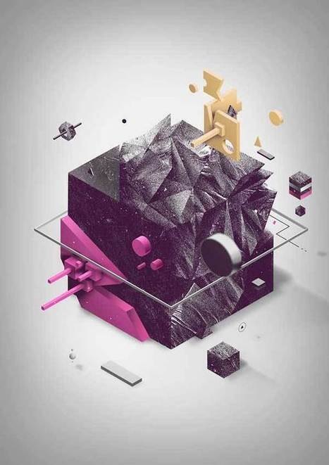 Creativity Pieces to Extend Design Inspiration #01   DESIGN   Scoop.it