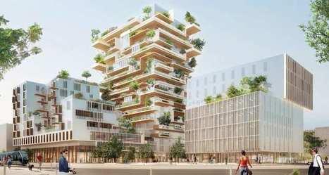 La construction en bois relancée par 24 projets de tours / Les Echos | CLICS de DOC ... les actualités Architecture Urbanisme Environnement du CAUE 67 | Scoop.it