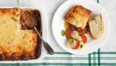 BBC - Food - Recipes : Moussaka | gconole_recipes | Scoop.it
